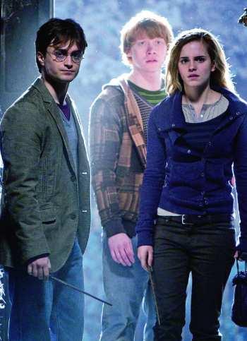 Harry Potter Accion Cine Video 01
