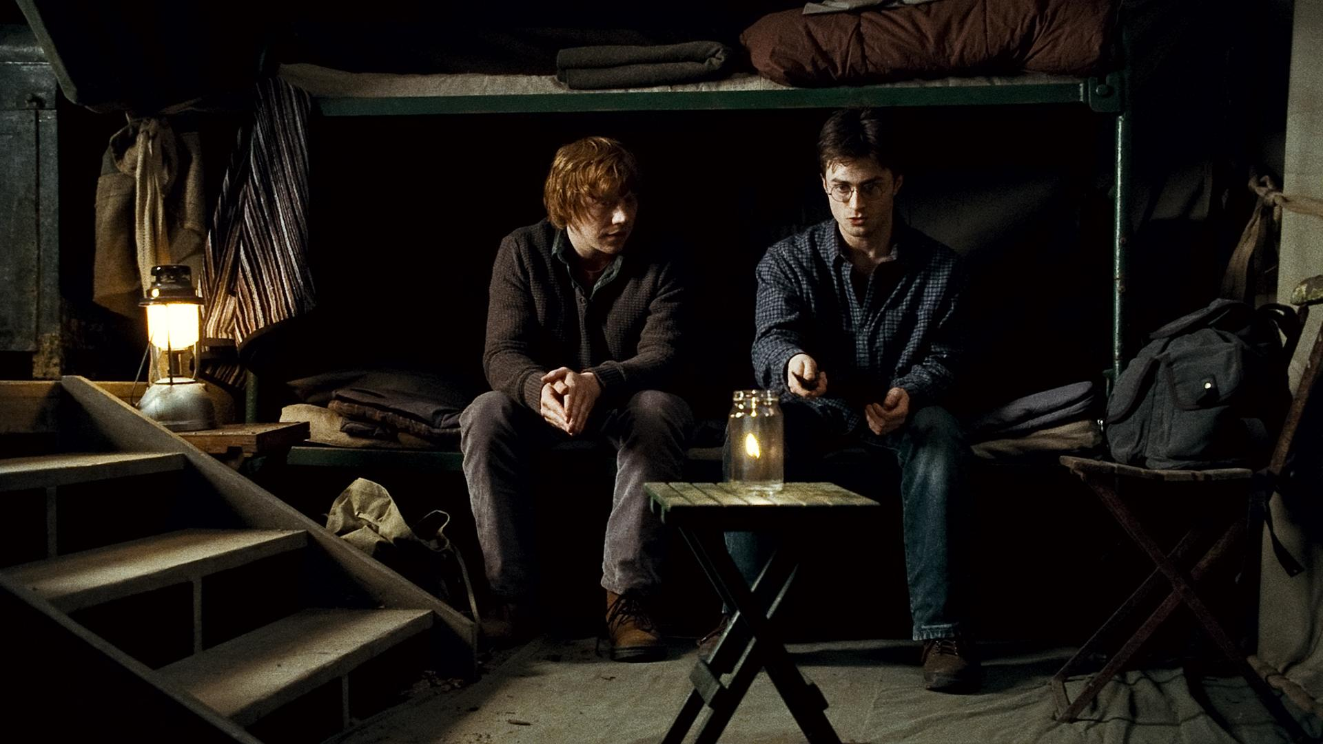 Fotos de Harry Potter 7 (HD)