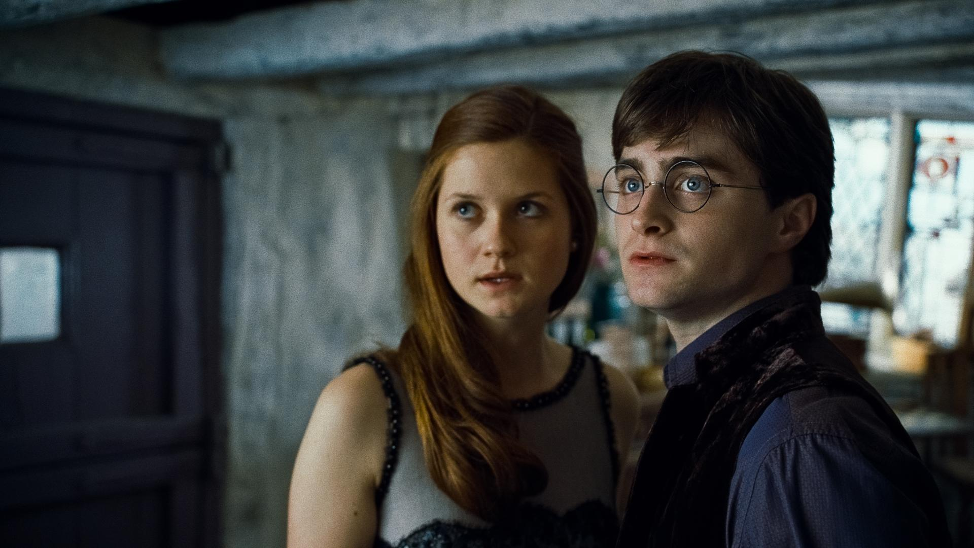fotos de harry potter 7