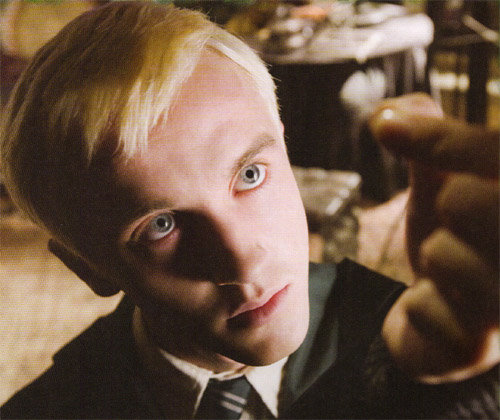Harry Potter BlogHogwarts Draco Malfoy