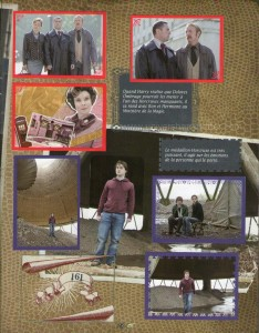 Harry Potter BlogHogwarts Panini 25