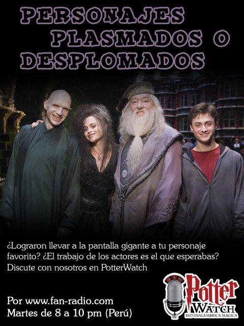 Harry Potter BlogHogwarts Potterwatch