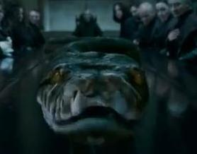 Harry Potter BlogHogwats Nagini
