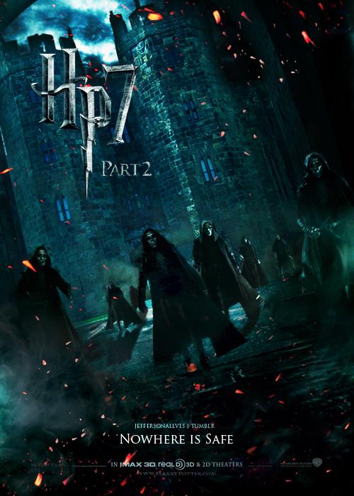 Harry Potter BlogHogwarts HP7 Parte 2