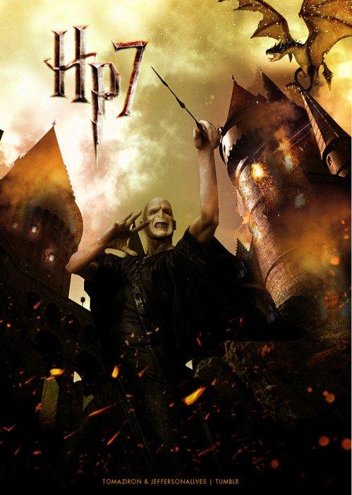 Harry Potter BlogHogwarts HP7 Parte II