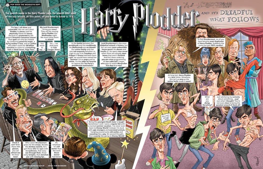 Harry Potter BlogHogwarts MAD 01