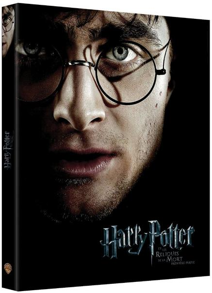 Harry Potter BlogHogwarts DVD HP7
