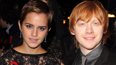 Harry Potter BlogHogwarts Ron y Hermione