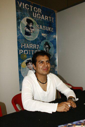 Víctor Ugarte, la voz en español latino de Harry Potter.
