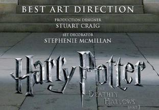 Harry Potter BlogHogwarts HP7 I Direccion de Arte