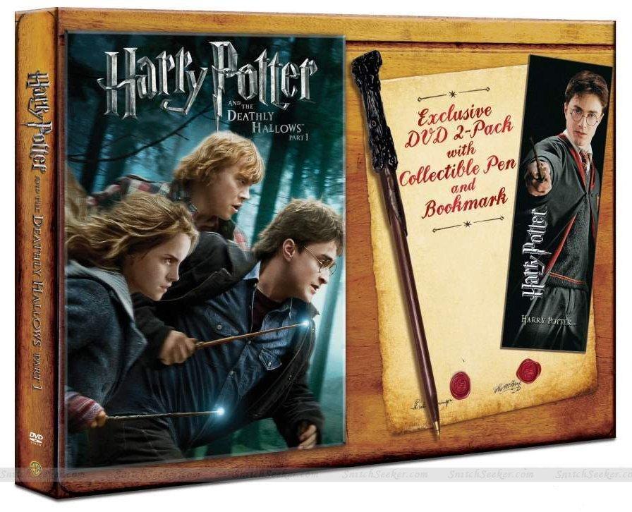 Harry Potter BlogHogwarts HP7 I