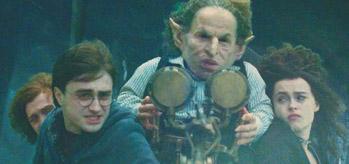 Harry Potter BlogHogwarts HP7 II
