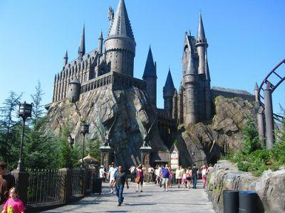 Harry Potter BlogHogwarts Parque