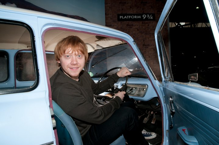 Harry Potter BlogHogwarts Rupert 01