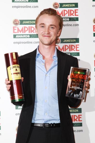 Jameson Empire Awards - Press Room