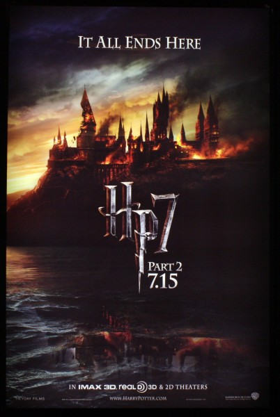 Harry Potter BlogHogwarts HP7 2