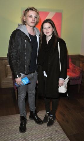 Harry Potter BlogHogwarts Jamie y Bonnie 01