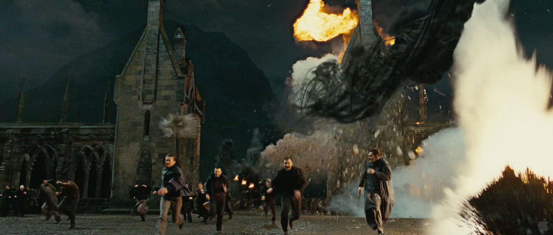 Harry Potter BlogHogwarts HP7 2 Trailer 38