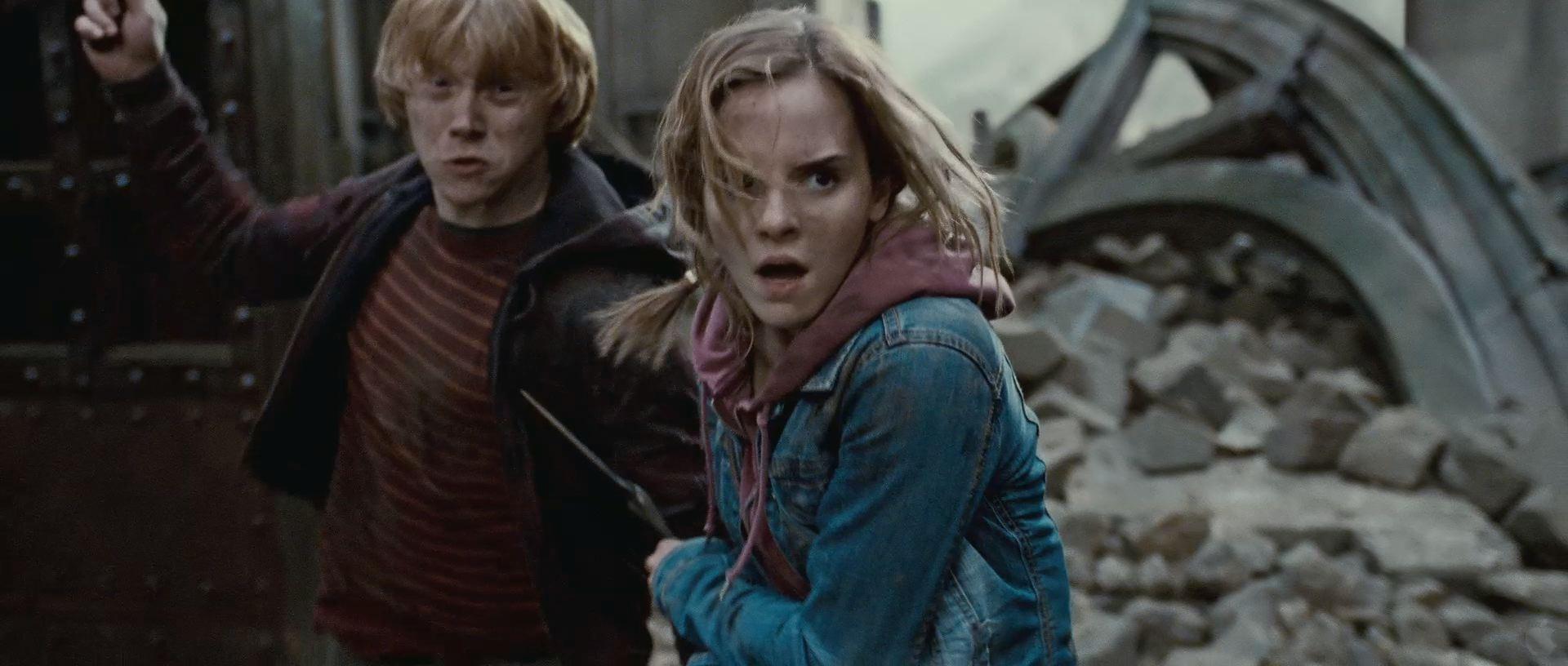Harry Potter BlogHogwarts HP7 2 Trailer 47