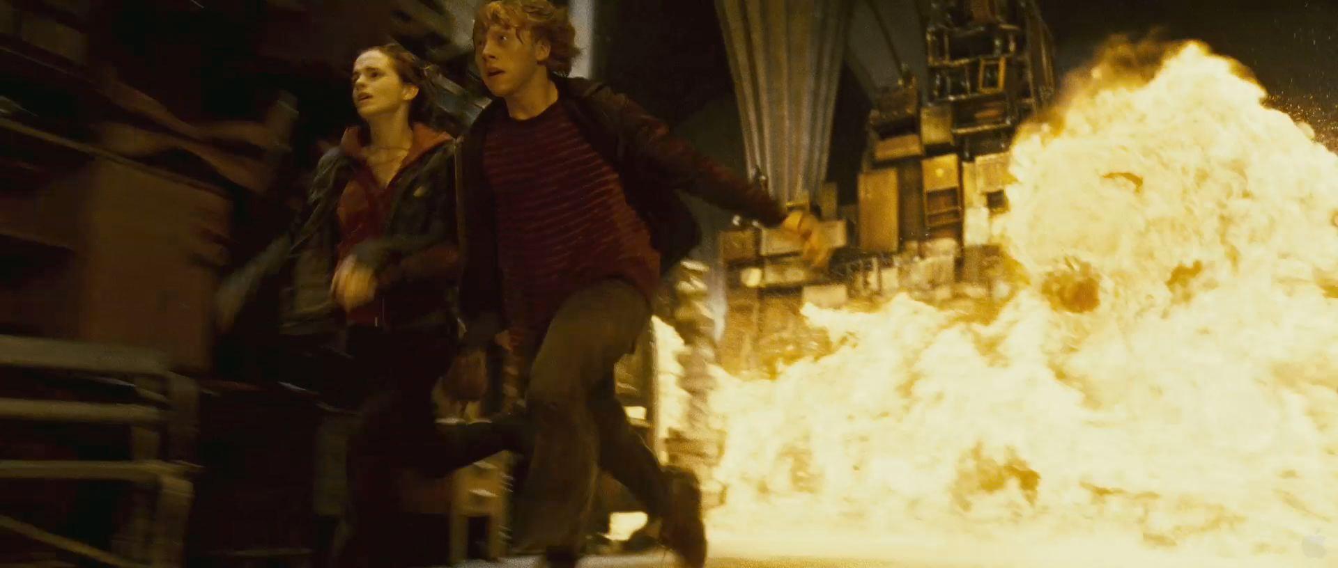 Harry Potter BlogHogwarts HP7 2 Trailer 67