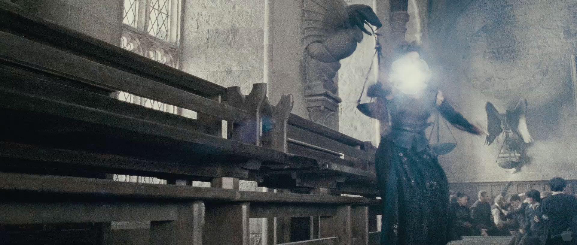 Harry Potter BlogHogwarts HP7 2 Trailer 79