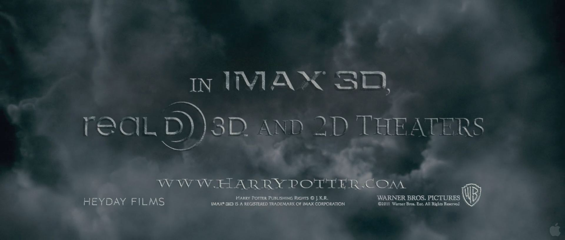 Harry Potter BlogHogwarts HP7 2 Trailer 95