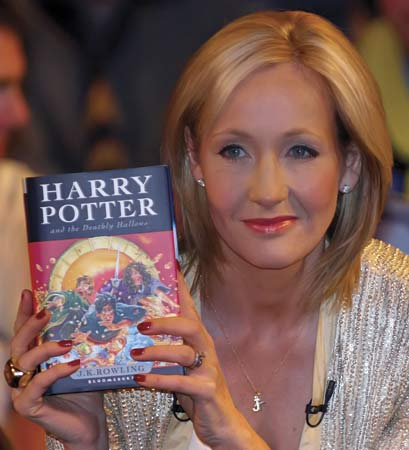 Harry-Potter-JK-Rowling