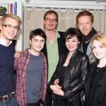 Celebrities Visit Broadway - April 3, 2011