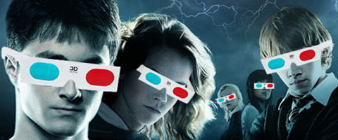 Harry Potter BlogHogwarts 3D