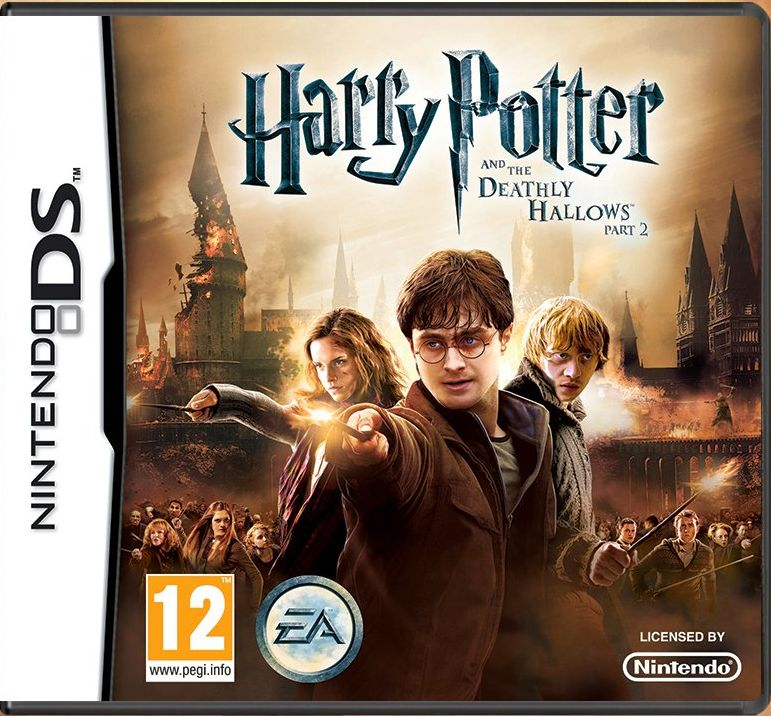Harry Potter BlogHogwarts HP7 Parte 2 Videojuego 01
