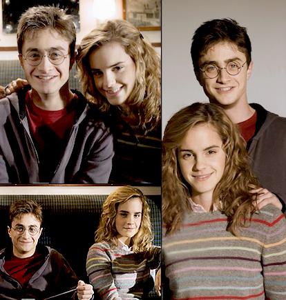 Harry Potter BlogHogwarts Harry y Hermione