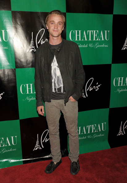 Levi Johnston Celebrates his 21st Birthday At Chateau Nightclub & Gardens At Paris Las Vegas