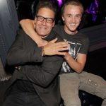 Levi Johnston Celebrates his 21st Birthday At Chateau Nightclub & Gardens At Paris Las Vegas