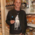 Levi Johnston Celebrates 21st Birthday At Sugar Factory American Brasserie At Paris Las Vegas