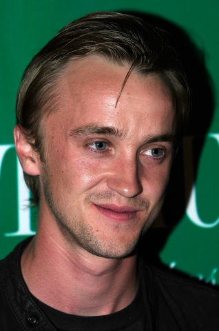 Harry Potter BlogHogwarts Tom Felton 13