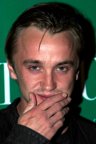 Harry Potter BlogHogwarts Tom Felton 14
