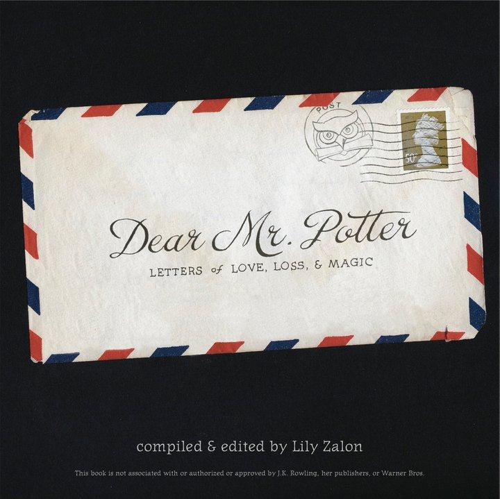 Harry Potter BlogHogwarts Dear Mr Potter