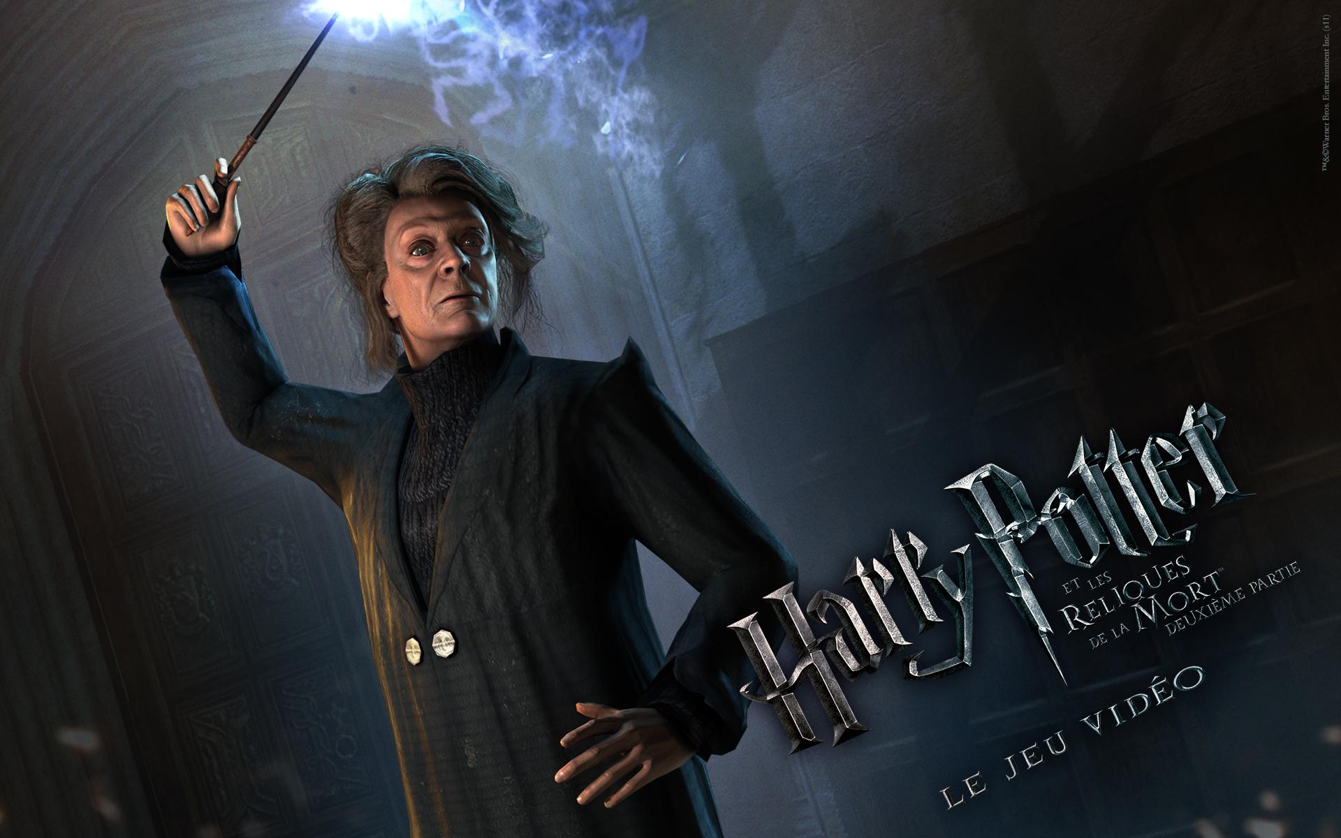 Harry Potter BlogHogwarts HP7 Fondo
