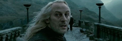 Harry Potter BlogHogwarts HP7 II Trailer 2 Lucius Malfoy