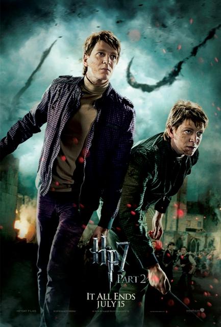 Harry Potter BlogHogwarts HP7 Madrid