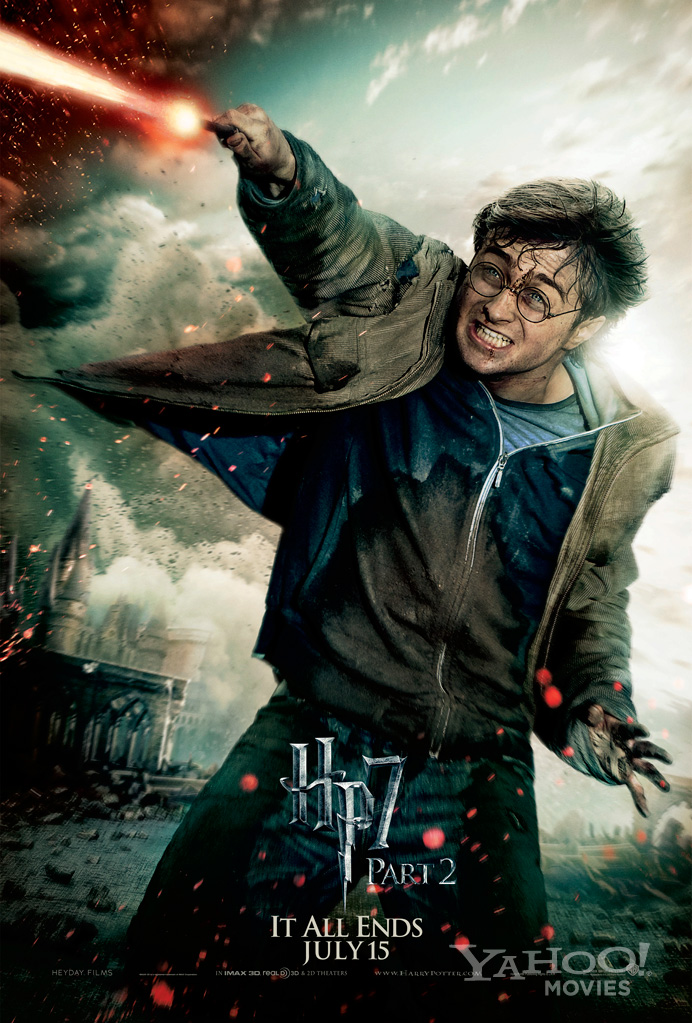 Harry Potter BlogHogwarts HP7 Parte 2 Poster 01