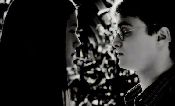 Harry Potter BlogHogwarts Harry y Ginny