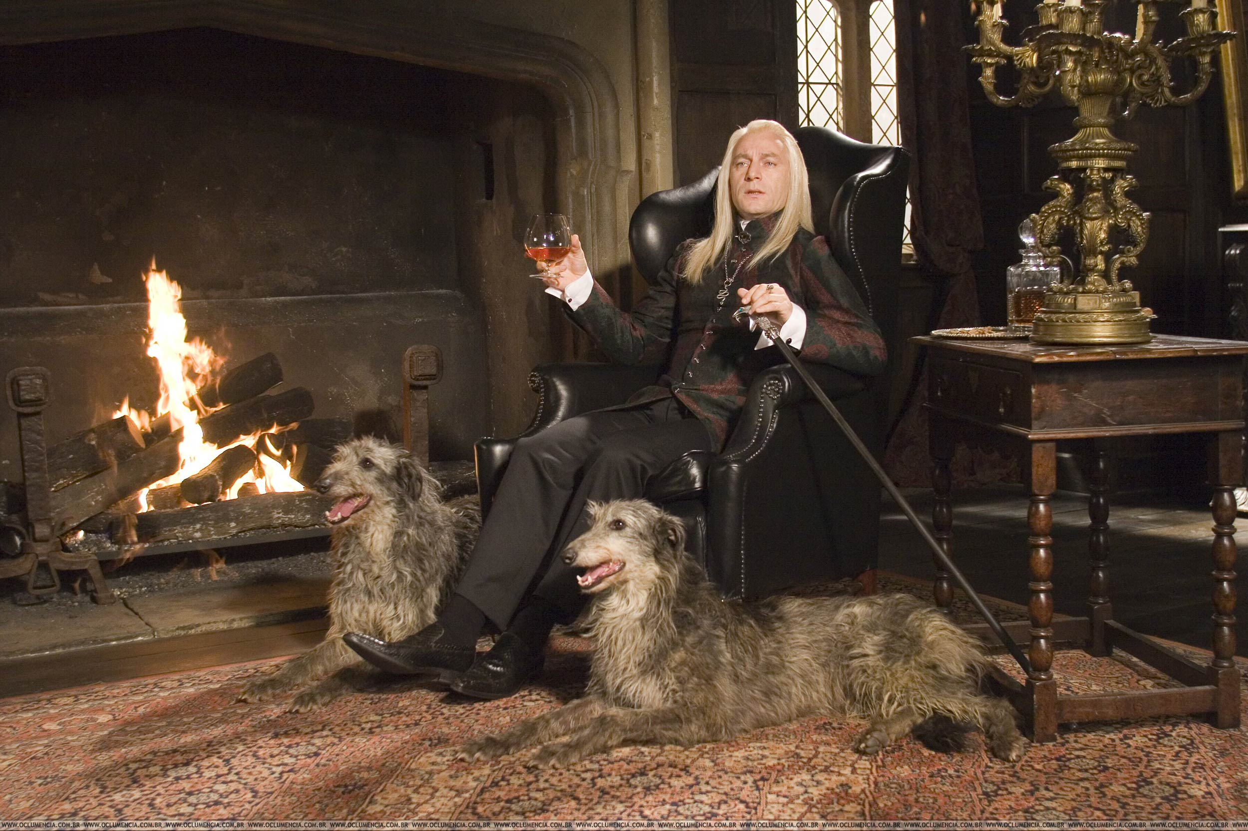 Harry Potter BlogHogwarts Lucius Malfoy