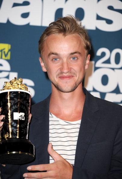 2011 MTV Movie Awards - Press Room