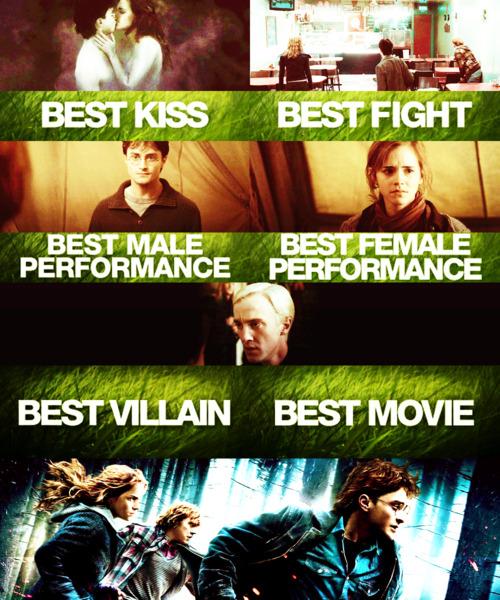 Harry Potter BlogHogwarts MTV Awards