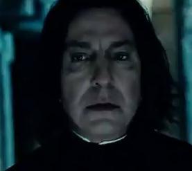 Harry Potter BlogHogwarts Snape