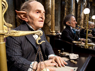 Harry Potter BlogHogwats Gringotts