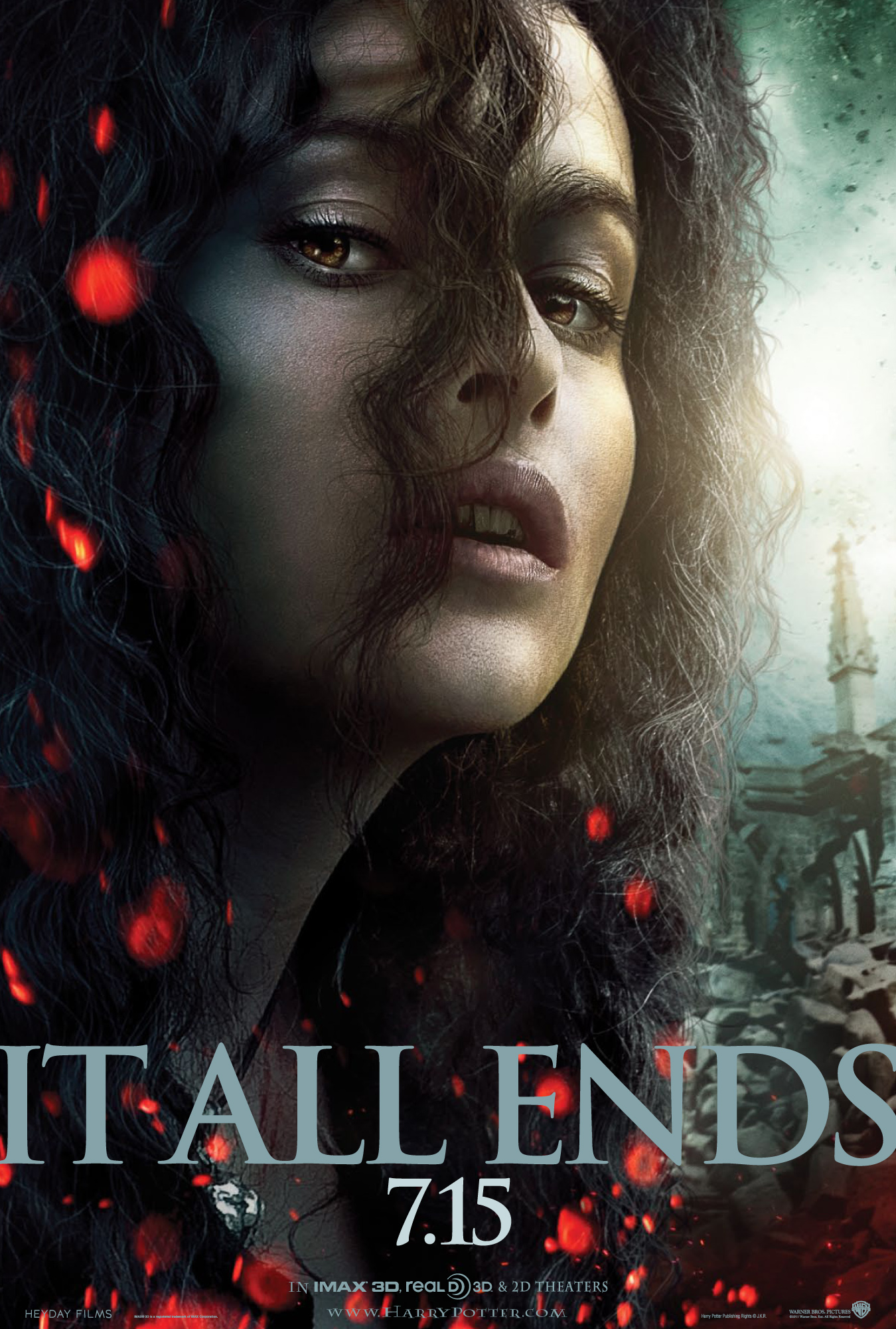 Poster Bellatrix