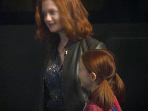 Ginny y Lily Luna