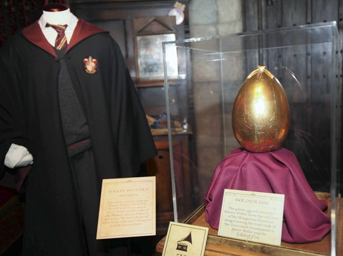 Uniforme Hogwarts